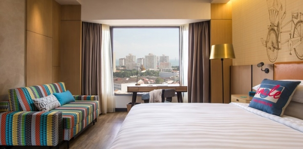 Super Value Stay in George Town at Hotel Jen Penang