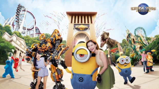 Enjoy Special Rates in Universal Studios Singapore with NTUC Card