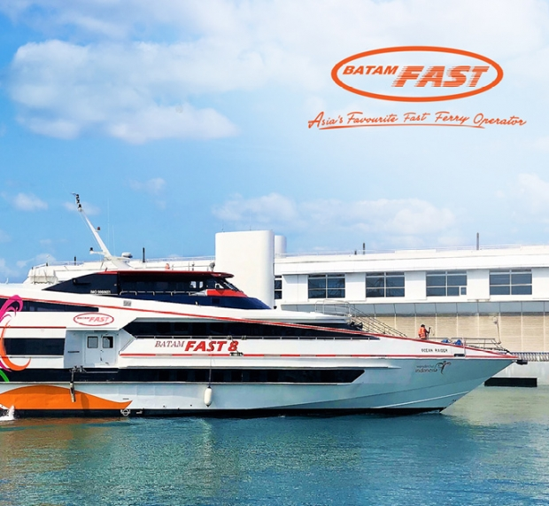 20% Off Ferry Ticket Fare in Batam Fast with DBS Card