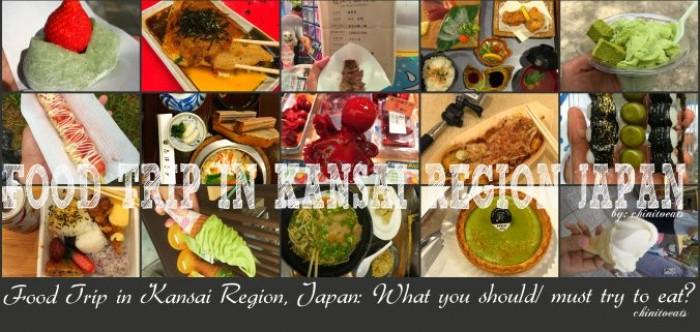 kansai food trip