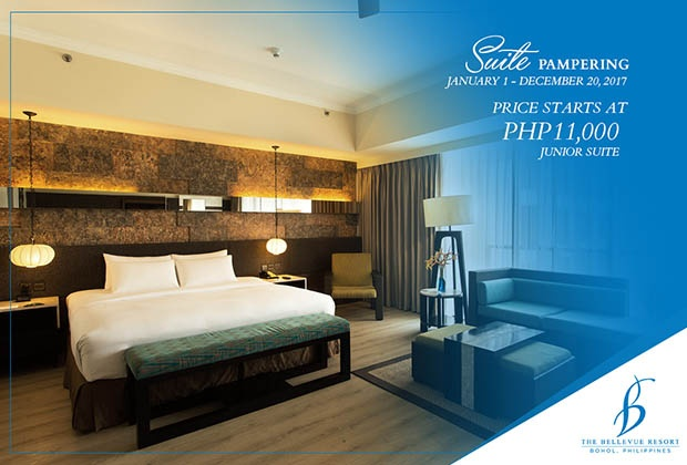 Suite Pampering (All Year Suite Room Special)