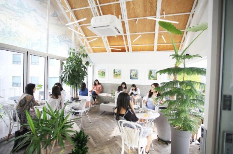 seoul coffee shops