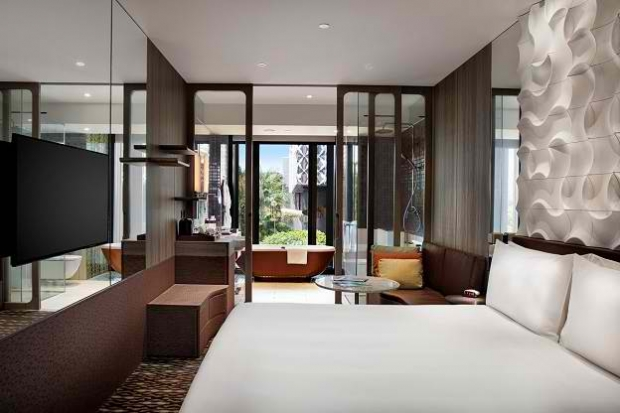 Day Use Room Offer in Crowne Plaza Changi Airport