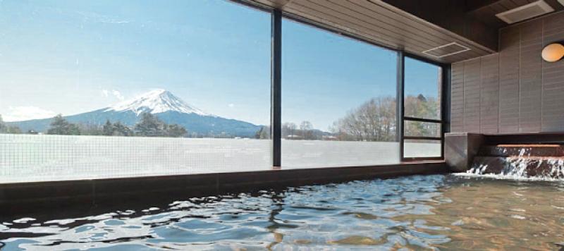 Suối nước nóng Nhật Bản