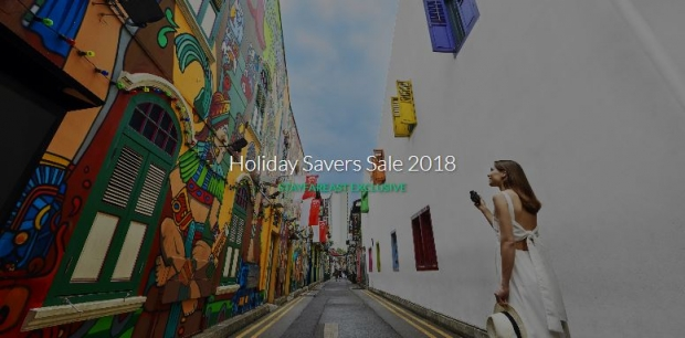 Holiday Savers Sale 2018 with Far East Hospitality
