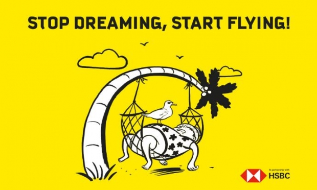 Up to 30% off Eligible Economy Fare Classes in Scoot with HSBC