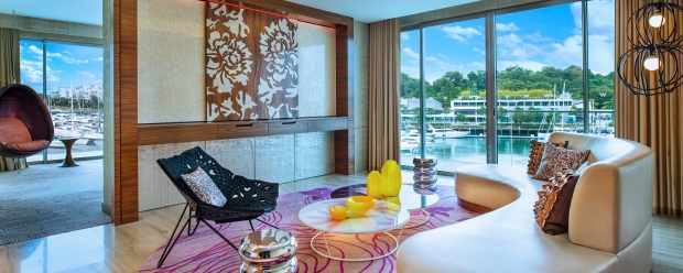 Extended Stay Offer at W Singapore - Sentosa Cove