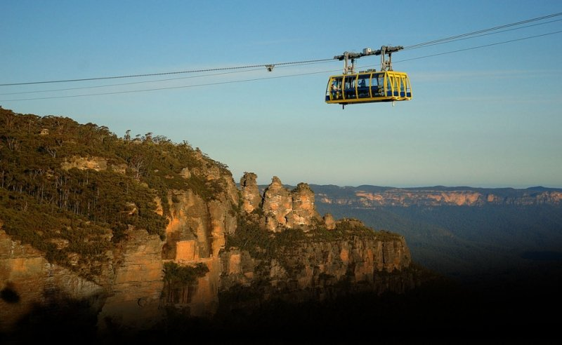 SCENIC WORLD AT BLUE MOUNTAINS