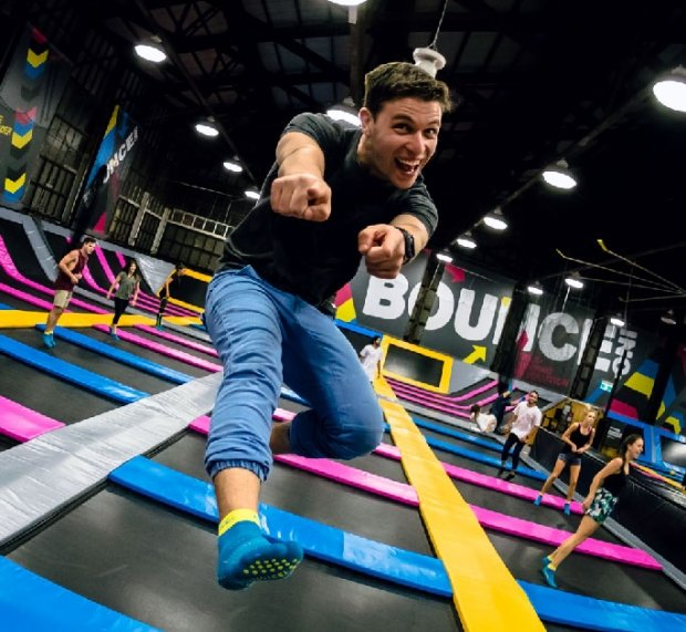 10% off General Admission to Bounce Singapore Exclusive for DBS Cardholders