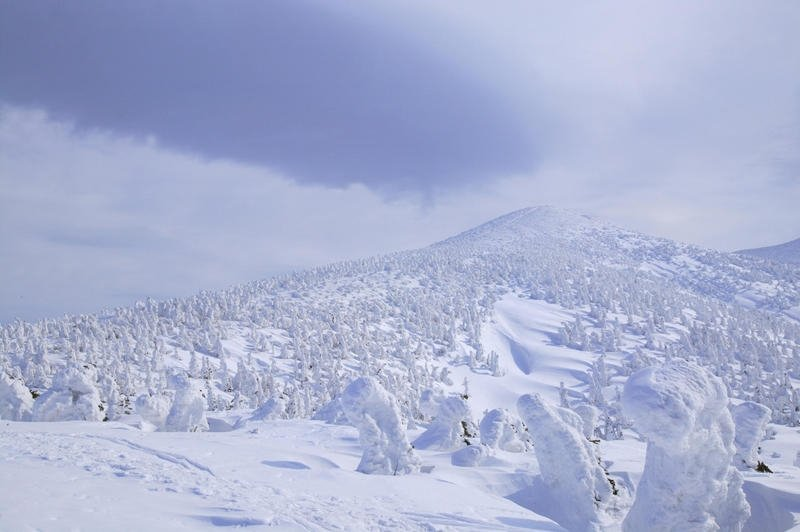 winter in tohoku