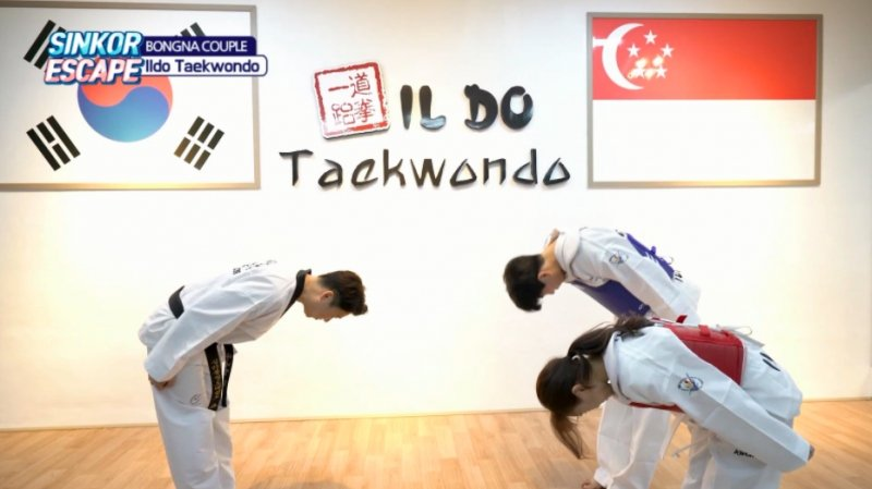 ildo taekwondo