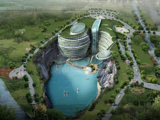 Songjiang Shimao Hotel