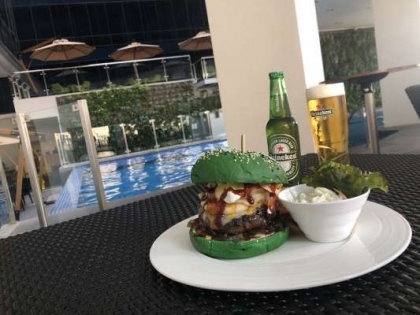 Perfect Match! Burger and Beer Bundle