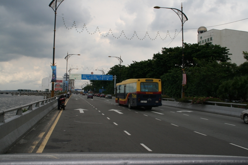 Johor causeway immigration