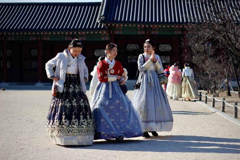 south korea visa application