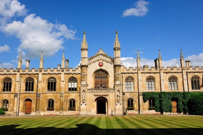 universities in england: cambridge