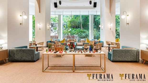 Staycation at Furama City Centre / Furama RiverFront from SGD88 with NTUC