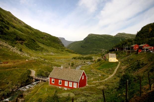 Bergen to Oslo