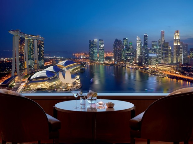 Run Away from Home and Head Over to The Ritz-Carlton Millenia Singapore