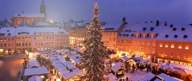 Experience Winter Wonderland in Europe with Lufthansa Flights