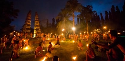 Kecak Dance & Dinner