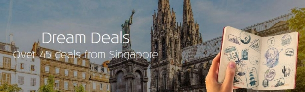Dream Deals to Over 45 Destinations in Europe and America with KLM Royal Dutch Airlines