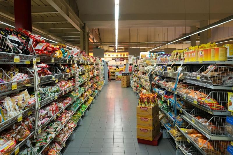 Malaysia Johor Supermarket
