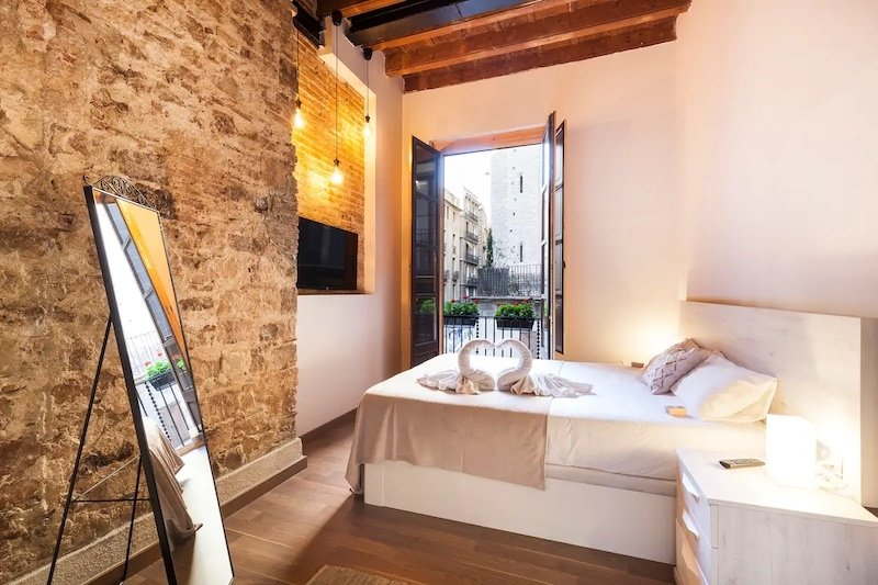 Best Airbnb Apartments in Barcelona