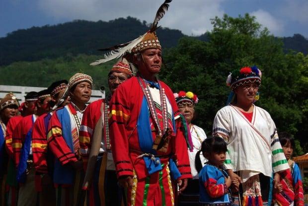 Taiwanese aboriginals