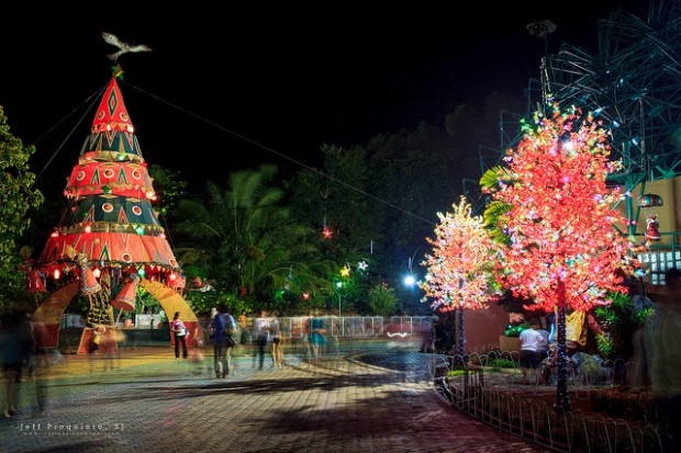James Island Christmas Lights 2019.9 Philippine Destinations To Spend Your Christmas Vacations