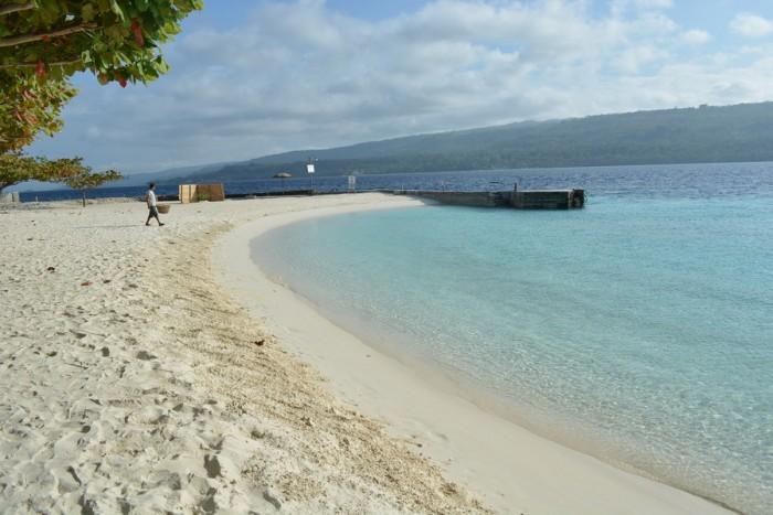 Talicud Island, IGACOS