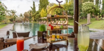 Afternoon Tea at The Chedi Club