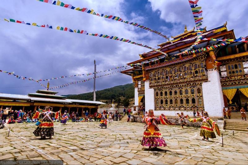 how to get bhutan visa