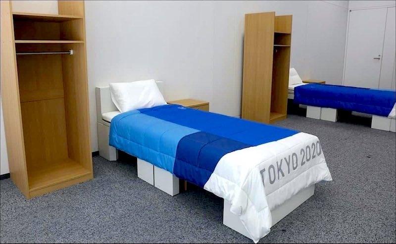 anti-sex beds