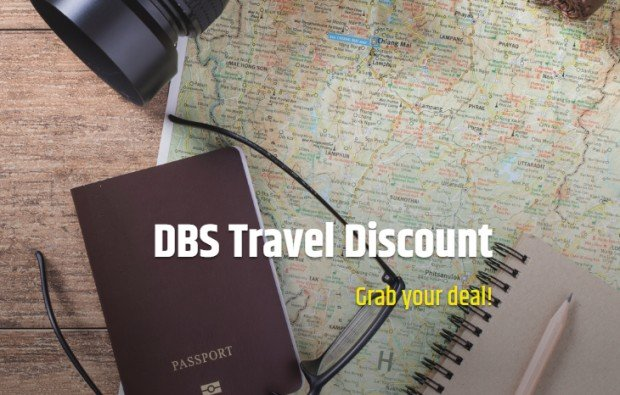 Up to $30 Discount on Flight Tickets for DBS Cardholders with CheapTickets.sg