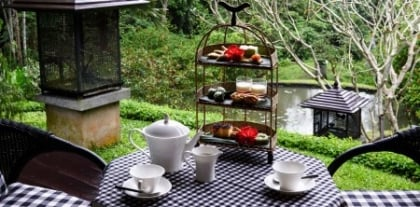 Afternoon Tea at Bumi Duadari