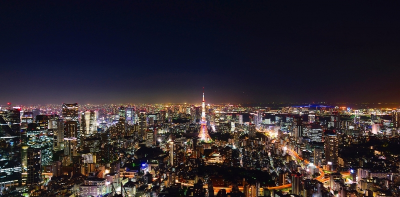 free things tokyo budget