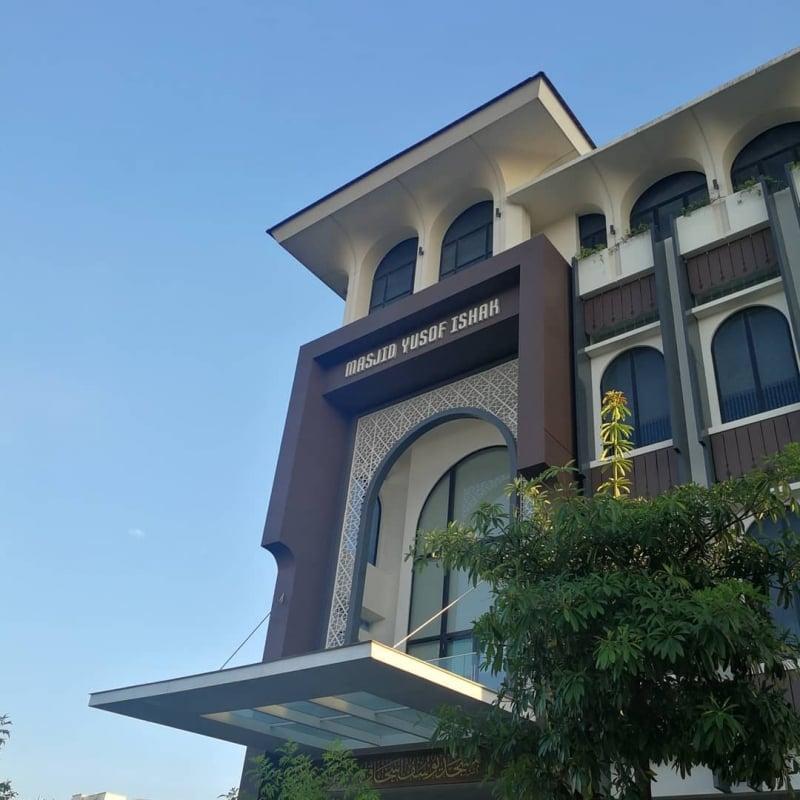 Masjid Yusuf Ishak Singapore