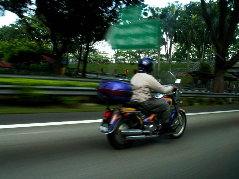 motorcycle toll