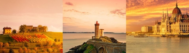 Autumn Deals to Europe in Air France