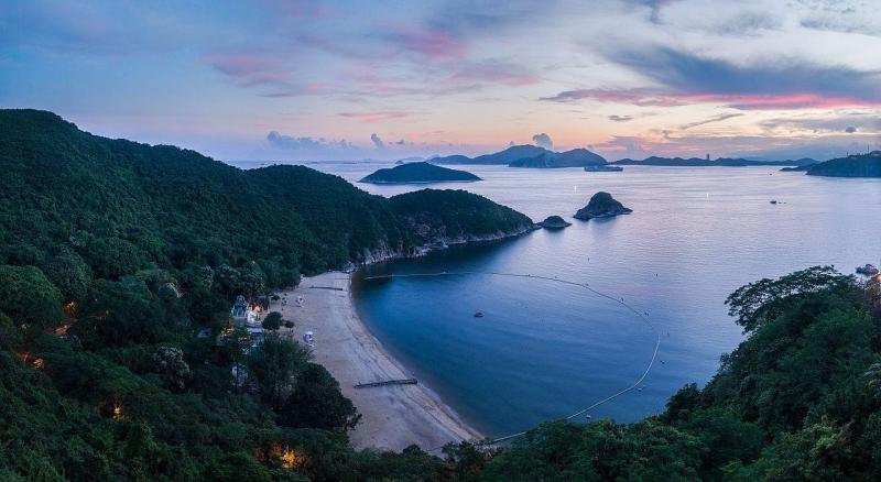 Hong kong South Bay Beach