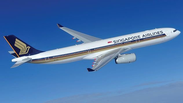 Singapore Airlines exterior