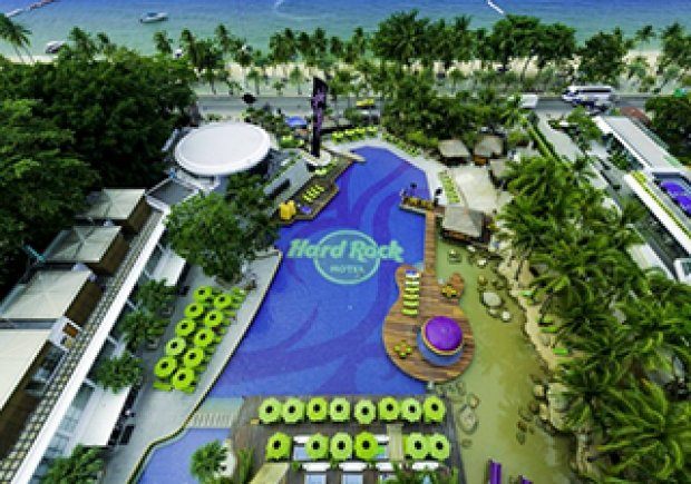Hard Rock Hotel Pattaya Room Package at 5% Off with OCBC Card