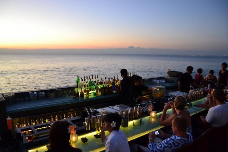Bar Rock tại Jimbaran