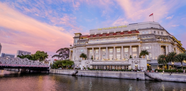 Advance Purchase Deal with Up to 25% Savings in The Fullerton Hotel Singapore