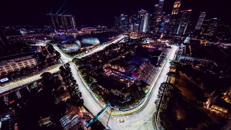 f1 singapore