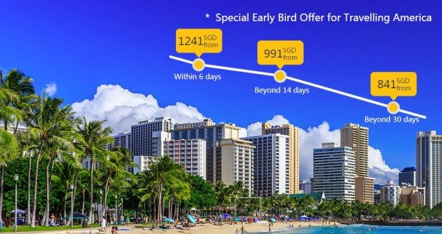 Early Bird Promotion to America and Europe with Air China 2