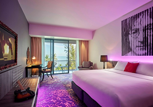 Stay in Hard Rock Hotel Penang from RM513 with OCBC Card