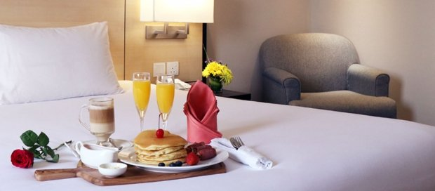Feb Room + Breakfast Offer at Concorde Hotel Shah Alam