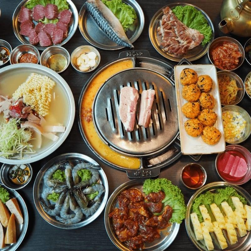 Shinmapo Korean BBQ